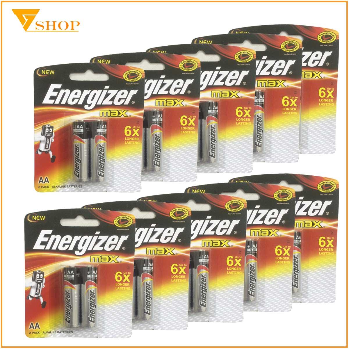 pin tiểu aa- Energizer