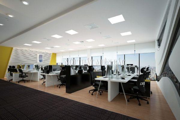 Nguyên tắc giúp thiết kế nội thất văn phòng đẹp hiện đại