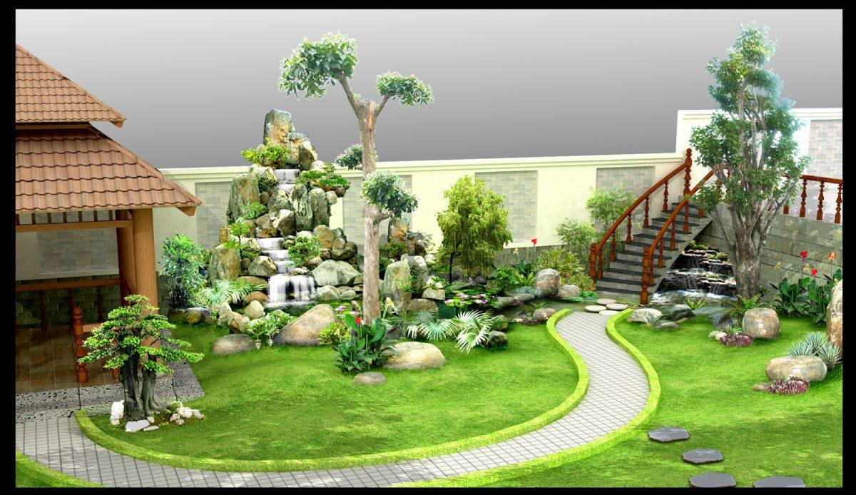 Cây ngoại thất sân vườn - tô điểm không gian sống nhà bạn