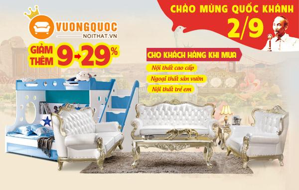 Sofa phòng khách nhỏ nhập khẩu giá rẻ nhất Hà Nội