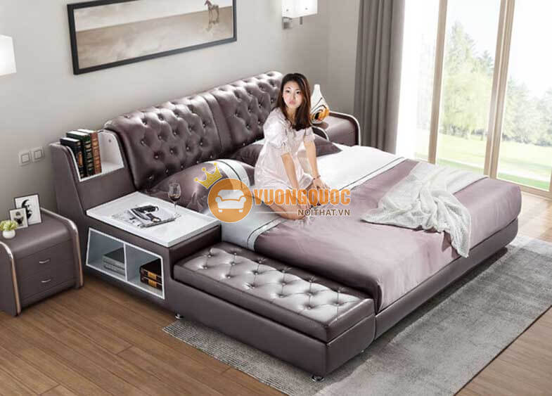 Giường ngủ đa năng nhập khẩu