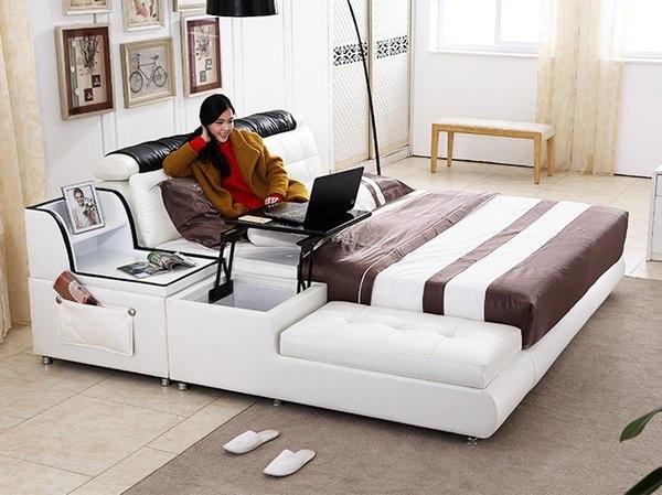 Giường ngủ đa năng phổ biến hơn tại tphcm