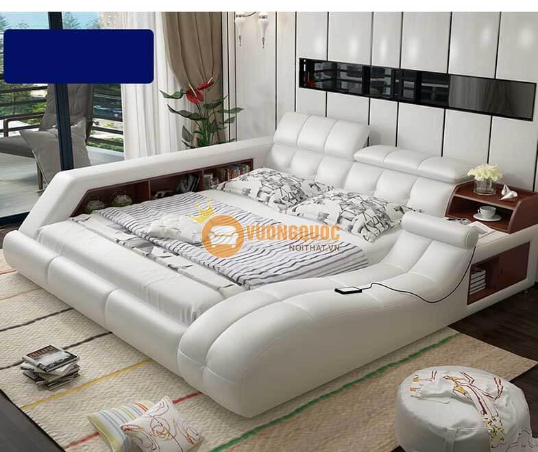 Giường ngủ hiện đại đa chức năng