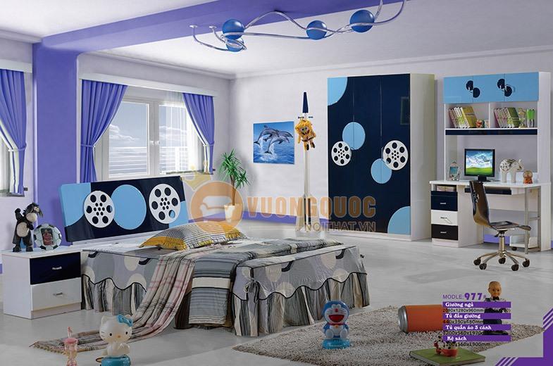 Phòng ngủ thông minh Baby BL977