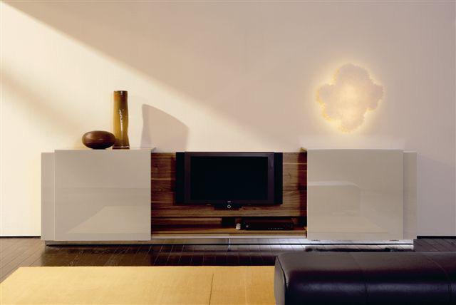 Kệ tivi phòng khách thiết kế độc đáo