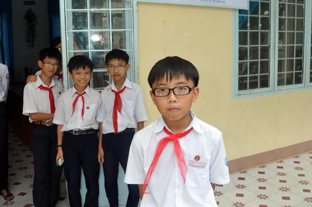 Tình trạng học sinh ngày càng bị cận thị có xu hướng tăng