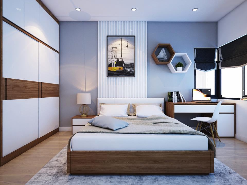 Giường ngủ không chân là gì?