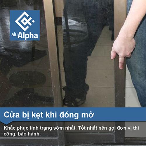 Mẹo bảo quản cửa nhôm kính đúng cách