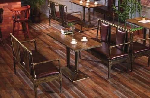 Bàn ghế café đẹp - điểm nhấn trong không gian quán café