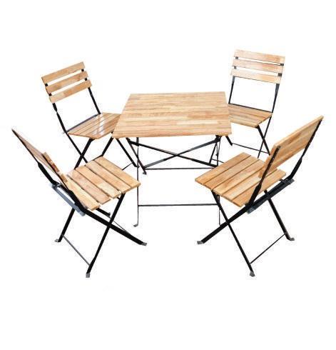 Bàn ghế café đẹp giá từ 2 - 5 triệu đồng