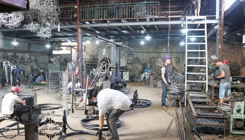 Xưởng sản xuất bàn ghế cà phê