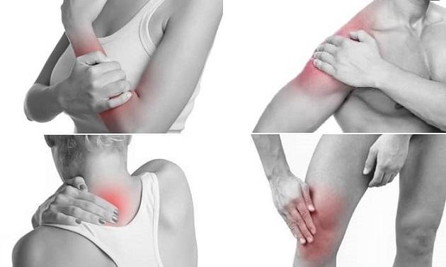 Giảm đau mỏi cơ bắp