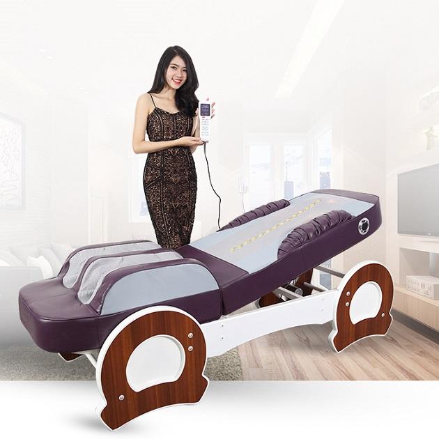 Giường ngủ massage toàn thân là gì?